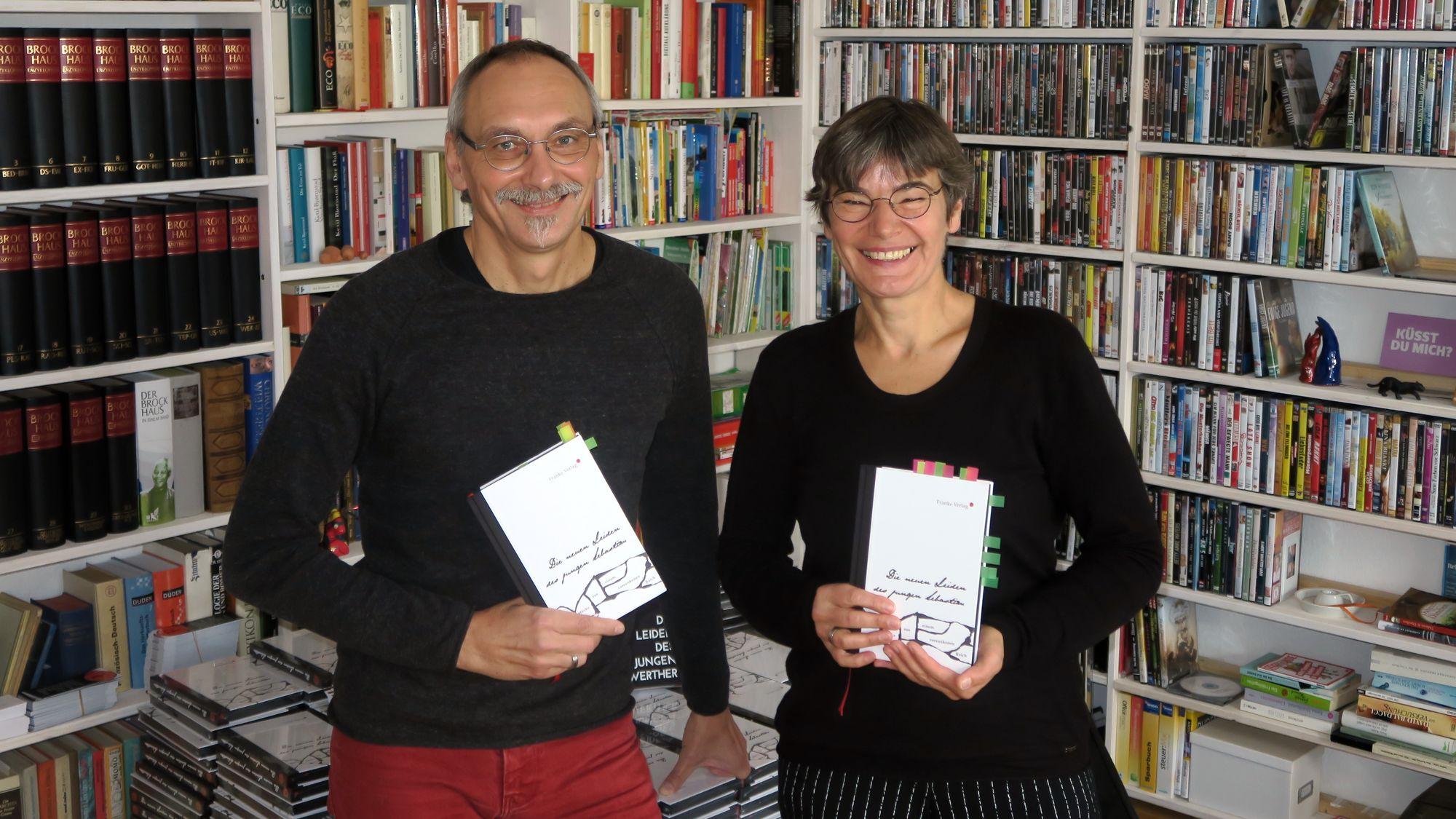 Holger und Solveig Franke sind der Franke-Verlag