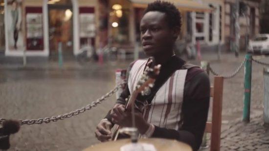Ezé Wendtoin - Foto: Ausschnitt aus dem Video von Javier Sobremazas
