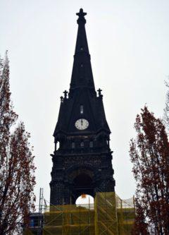der Stern im Turm