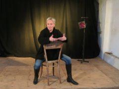 Ellen Schaller in der Alten Fabrik