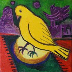 Kanarienvogel - Christiane Latendorf