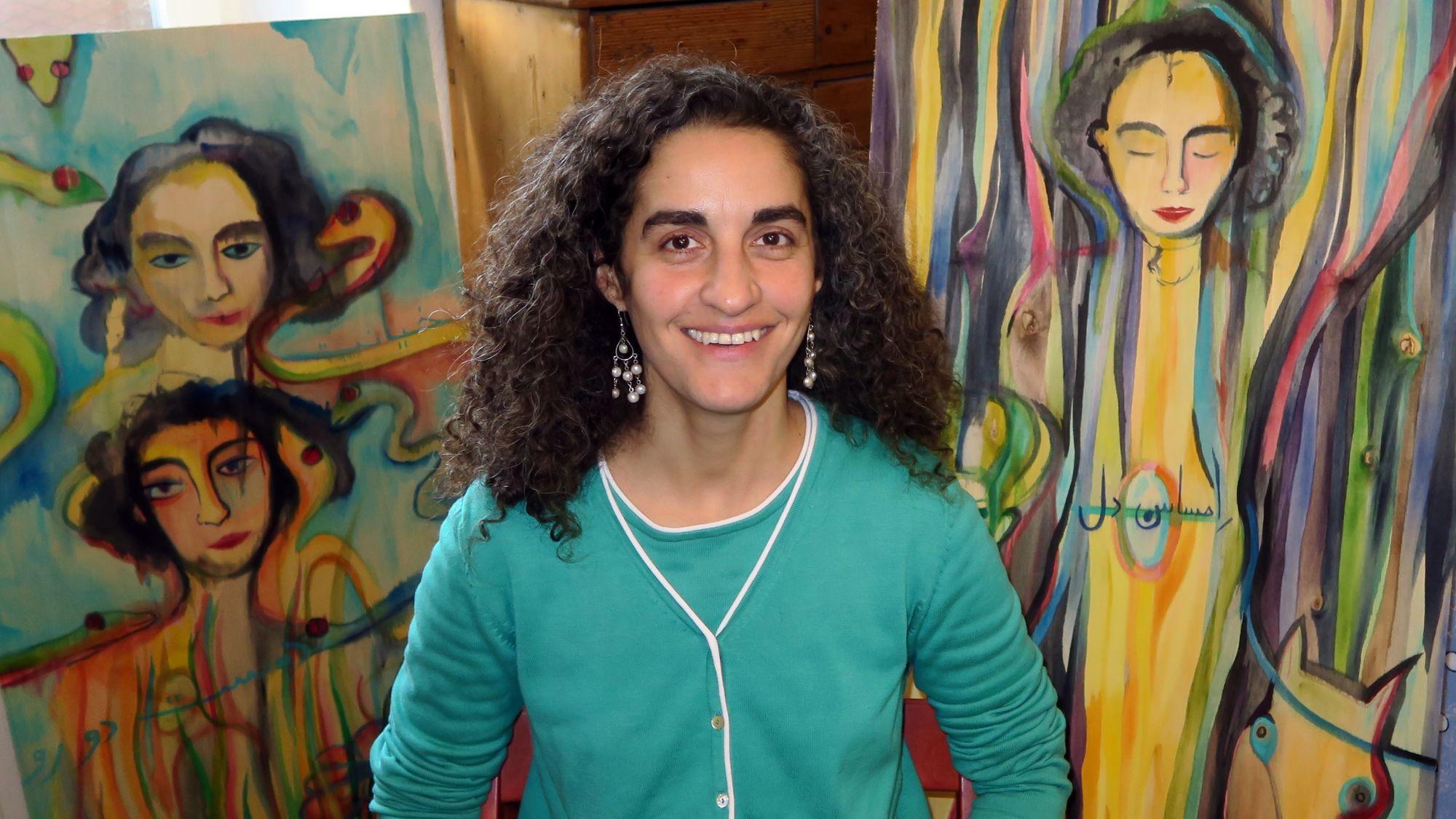 Nazanin Zandi