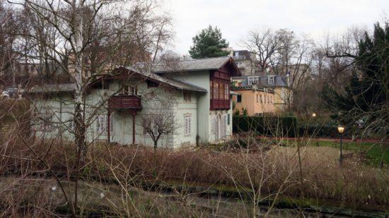 Seit 1960 befindet sich das Kraszewski-Museum in dem ehemaligen Wohnhaus des polnischen Schriftstellers.