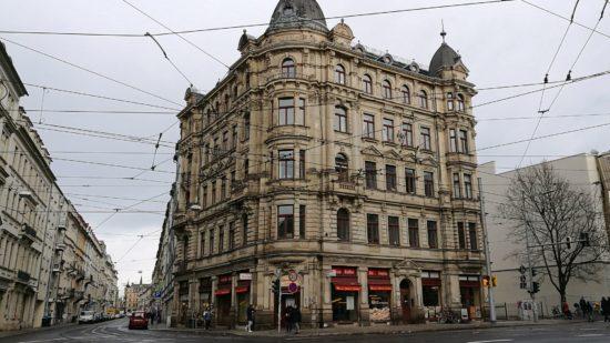 Bautzner Straße 27b/Ecke Rothenburger Straße