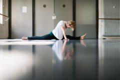 Cindy Hammer beim Training - Foto: Erik Gross