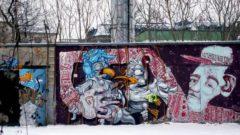 Garagen-Kunst