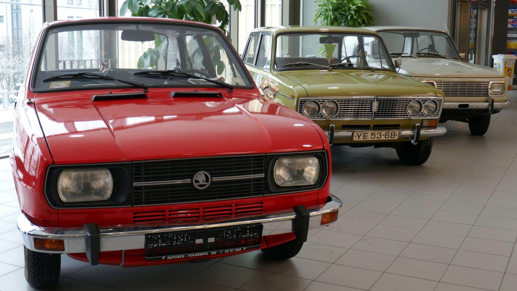 DDR-Luxuslimousinen