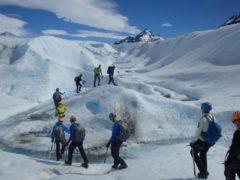 Gletscherwandern in Chile - Foto: PR/Thomas Wagner