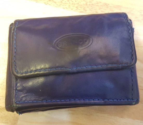 Gefundenes Portemonnaie