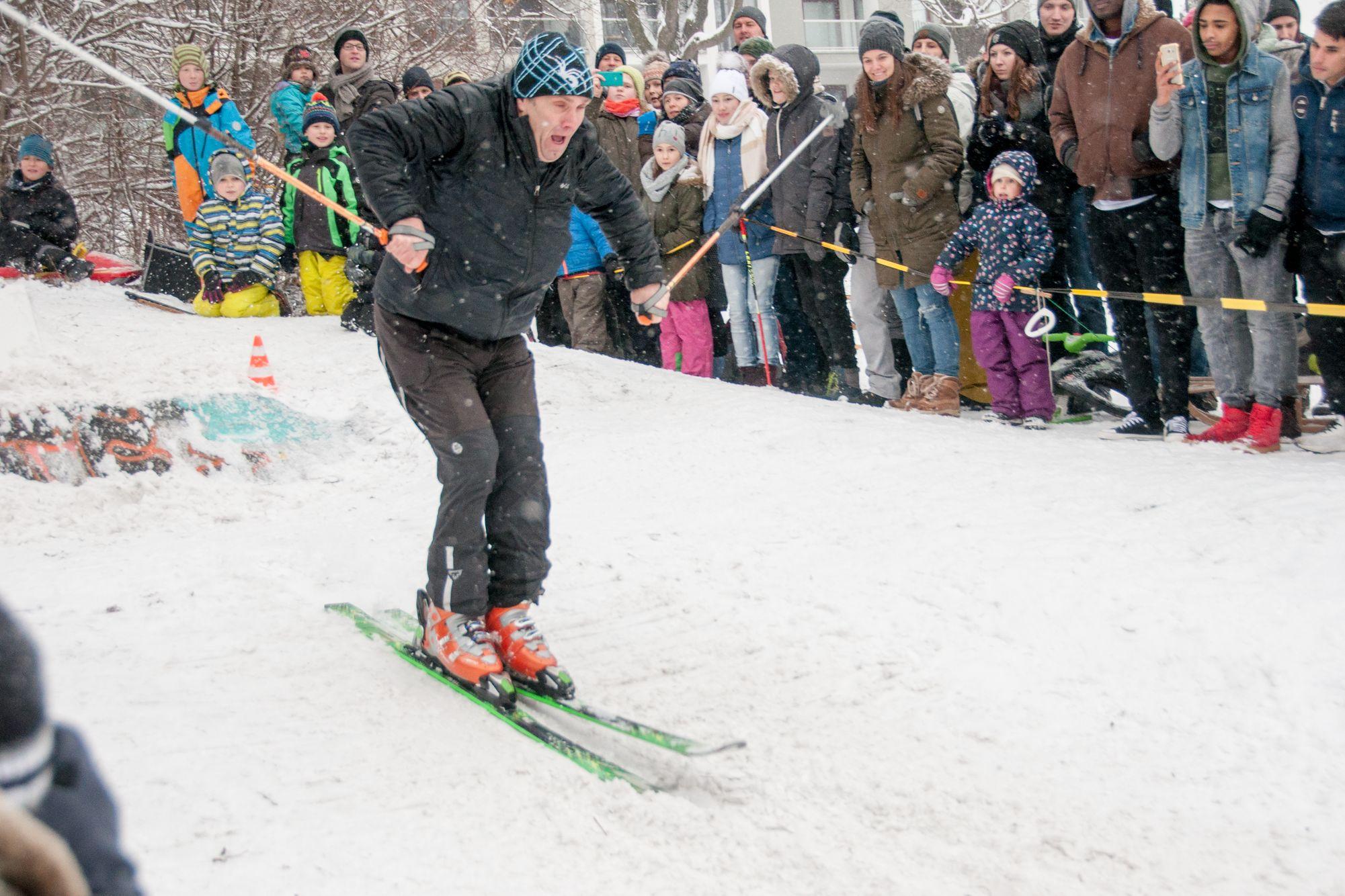 skispringen gestern ergebnisse