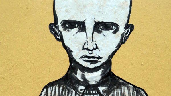 Skinhead - Neustadt-Street-Art