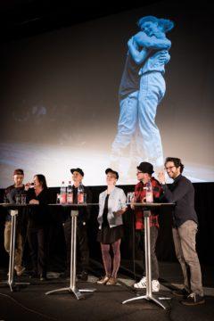 Filmpremiere mit Darstellern und Regisseur - Foto: Carsten Beier