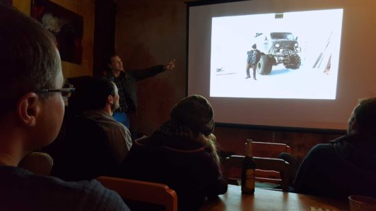 Dr. Alexey Zich erzählt seine Reise nach Nordsibirien