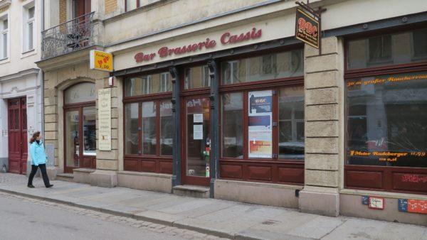 BBC in der Alaunstraße 16