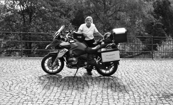 Almoto-Chefin Manuela Wollny - Foto: Christine Starke