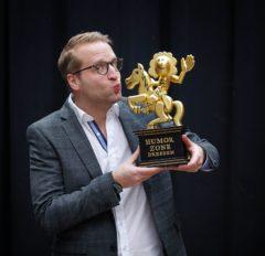Der Gewinner des Nachwuchspreise Benni Stark - Foto: PR/Amac Garbe