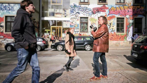 Straßen-Fotograf Thomas Alexander Leikauf