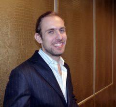 Ausstellungs- und Projektleiter Anthony Stavchanskyy