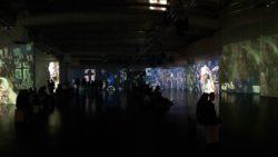 eine audiovisuelle 360-Grad-Renaissance-Show