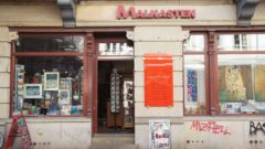 Auf der Louisenstraße ist der Malkasten seit 1993 ansässig