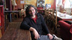 David Schwartz in seiner Cantina Revolucion