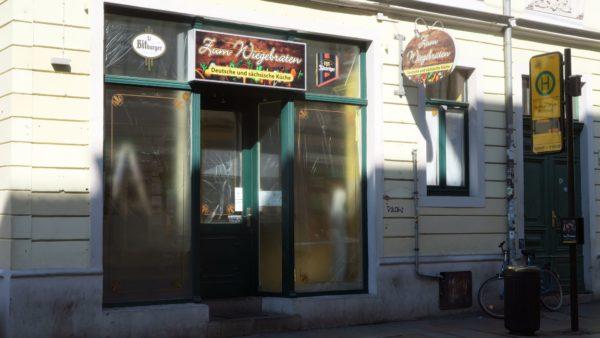 Zum Wiegebraten - Eröffnung am 1. April