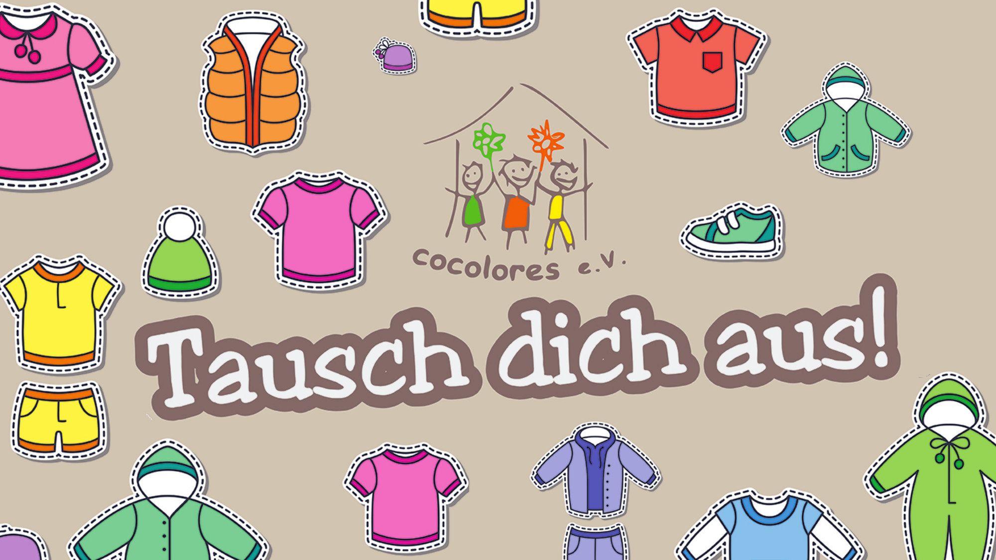 Kindersachentauschmarkt im Cocolores