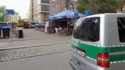 Polizei, Rettungsdienst und Notarzt waren vor Ort.