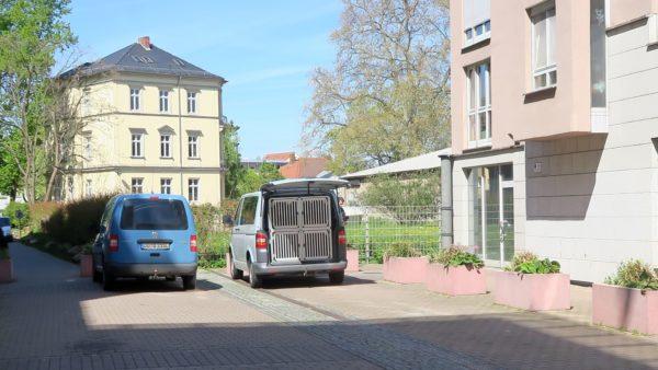 Tatort Alaunstraße Hinterhaus