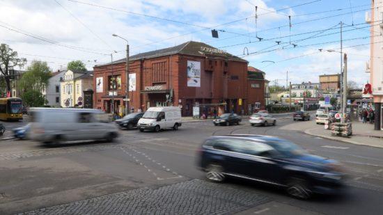 Kreuzung am Bischofsweg - Künftig kein Linksabbiegen mehr
