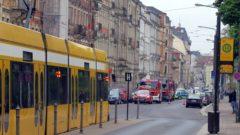 Feuerwehreinsatz am Bischofsweg