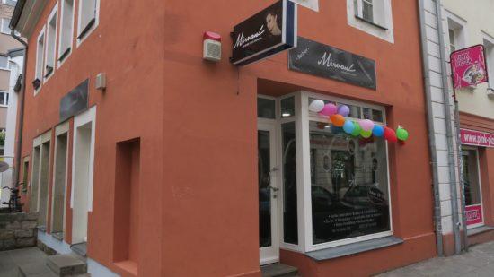 Mêrvan - Barbier und Frieseursalon auf der Alaunstraße