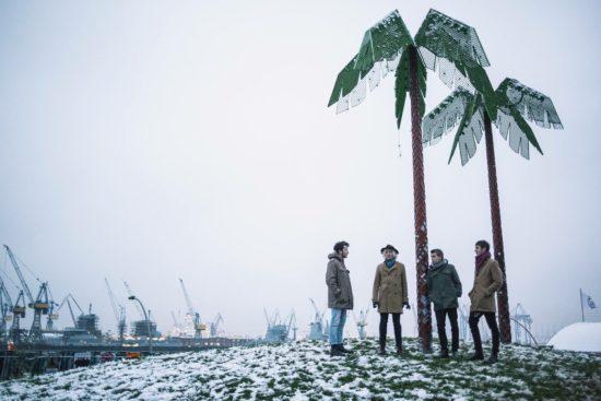 Paisley - Album-Release im Ost-Pol - Foto: PR/CHVBBLS