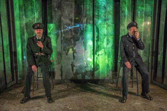 Green and Blue - Kabosh Theatre - Foto:PR