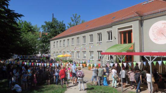 60 Jahre Knirpsenwiese an der Löwenstraße