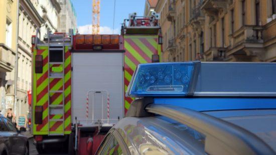 Die Polizei übernahm dann die Ermittlungen, wie es zum Fehlalarm kommen konnte.