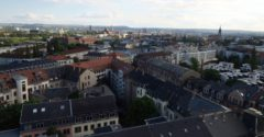 Turmblick Richtung Altstadt