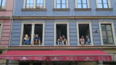 Balkonien auf der Görlitzer Straße