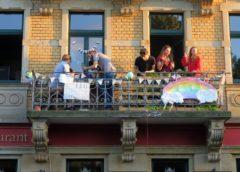 Balkonien auf dem Bischofsweg