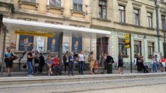Haltestelle Bautzner-/Rothenburger Straße zieht um.
