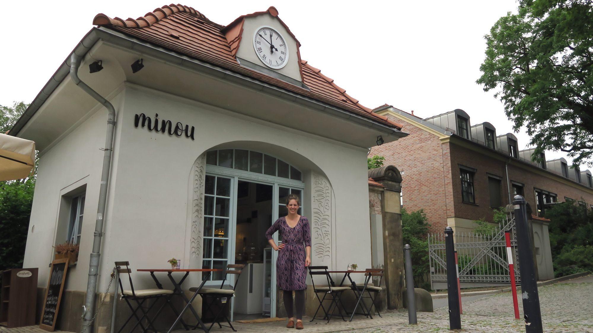 """Minou"" am Brauhaus 4"