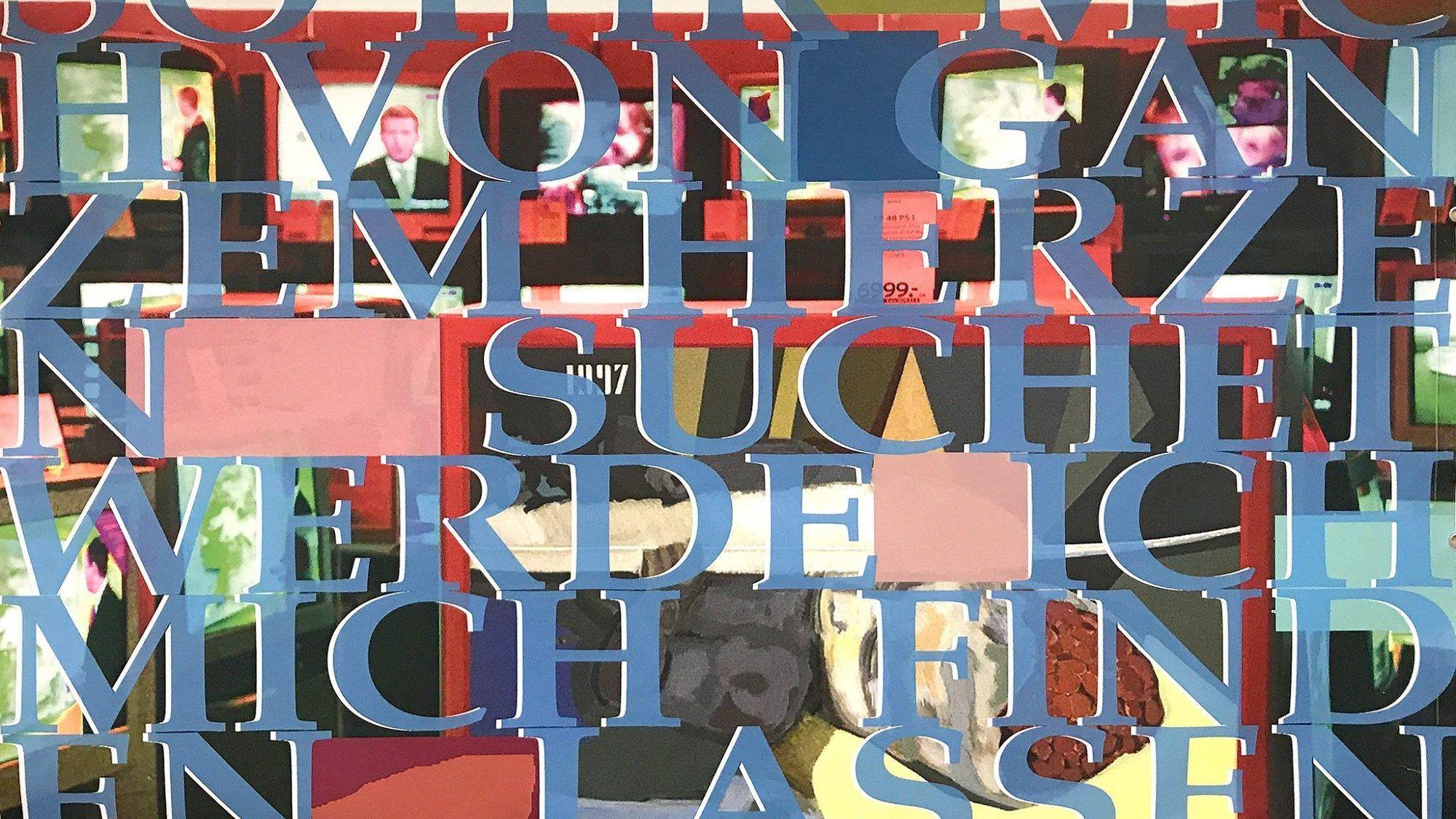 """Ausstellung """"Swing"""" in der Blauen Fabrik"""
