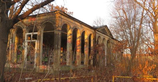 SIV Immobilien würden die Orangerie in ihr Wohnbaukonzept integrieren. Foto: Medienkontor