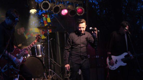Kaltfront-Sänger Tom Wittig