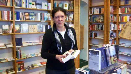 Richters Buchhändlerin: Christine Polak - Foto: Archiv