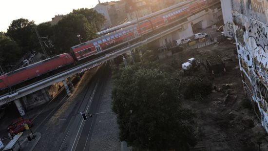 Körperverletzung an der S-Bahn-Haltestelle Bischofsplatz - Foto: Archiv