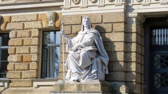 Am Amtsgericht Dresden wurde heute das Verfahren vorläufig eingestellt.