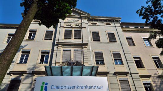Diakonissenkrankenhaus an der Holzhofgasse
