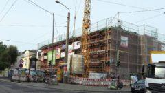 Am Sonntag Schauburg-Baustelle besichtigen.