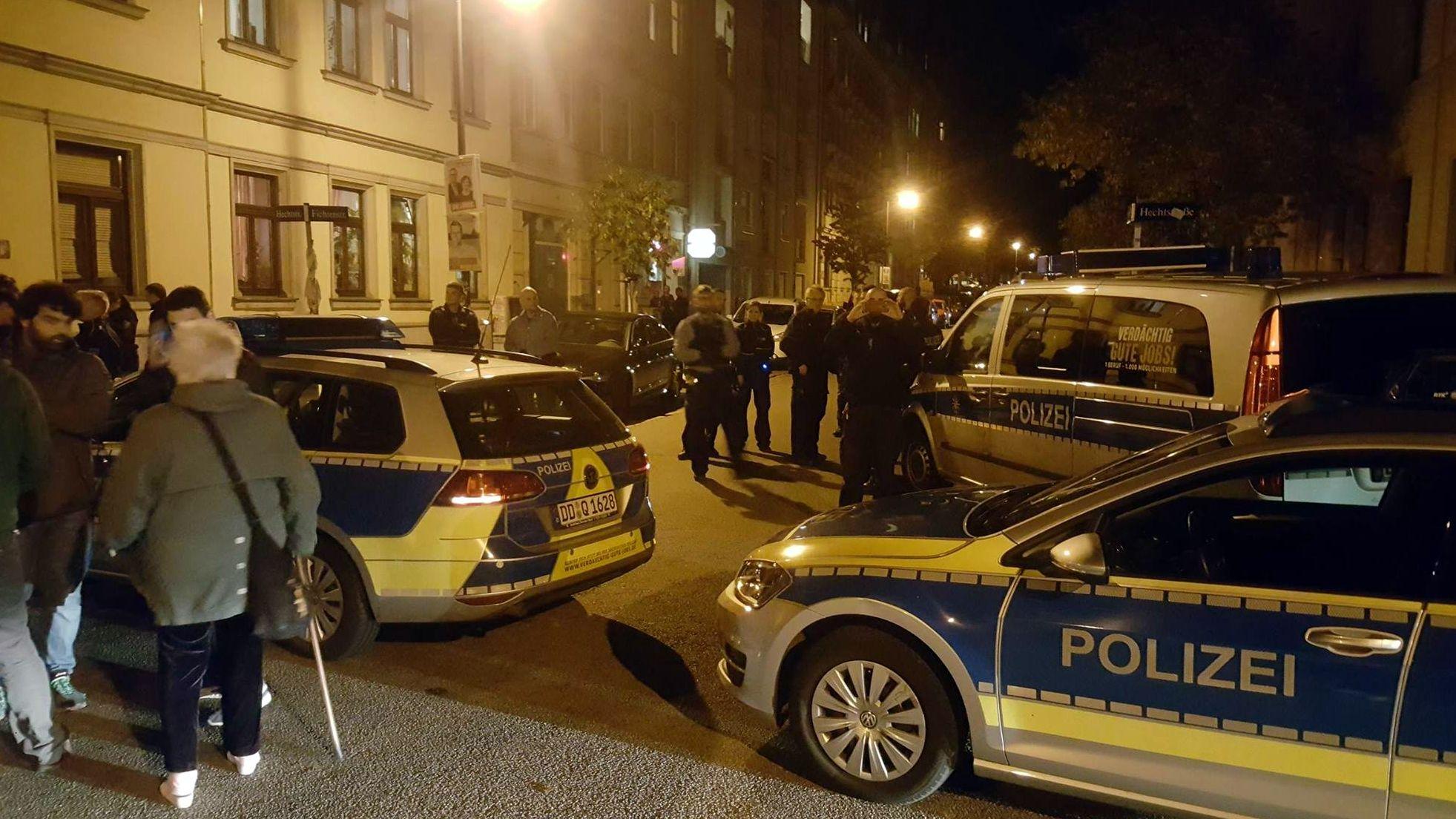 Gestern Abend soll die Polizei eine armenische Familie abgeschoben haben. Foto: AvB